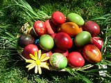 1600*1200 Colorful Easter Eggs Wallpapers0 pics